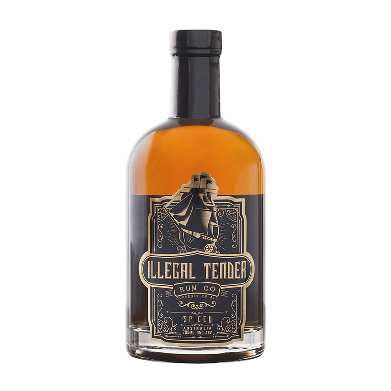 illegal tender Rum co Collection Series
